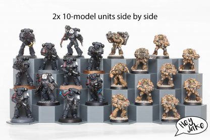 Miniature Stands for 25mm or 32mm bases - Warhammer 40K, Necromunda, Age of Sigmar etc