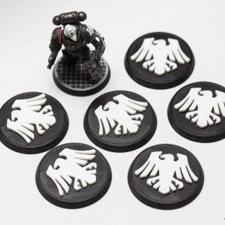 40mm Objective Markers